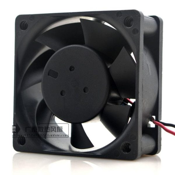 SSEA New cooling fan for DELTA AFB0624HH 6025 24V 0.14A 6cm Double ball bearing inverter Fan