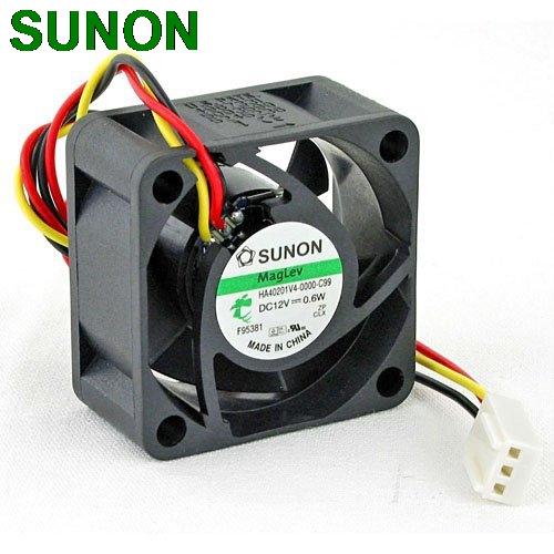 Sunon MagLev HA40201V4-0000-C99 DC12V inverter axial cooling fans