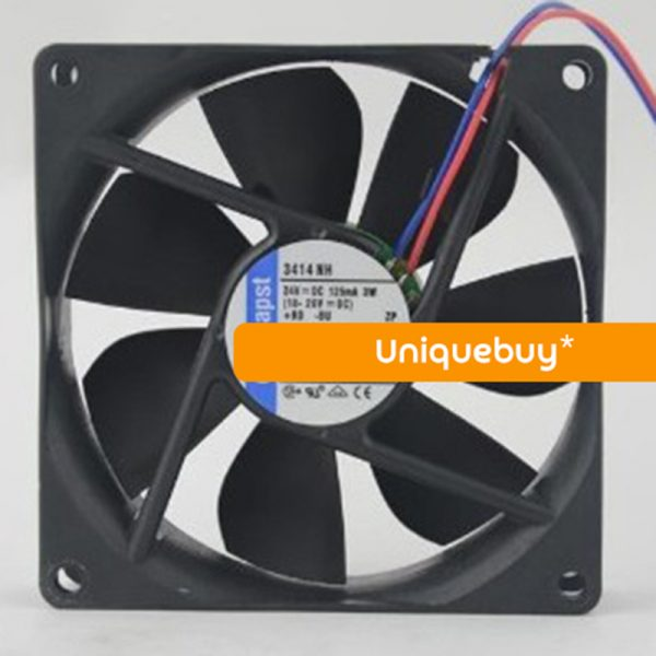 9cm 3W for ebmPAPST 3414NH 24V High end cooling fan