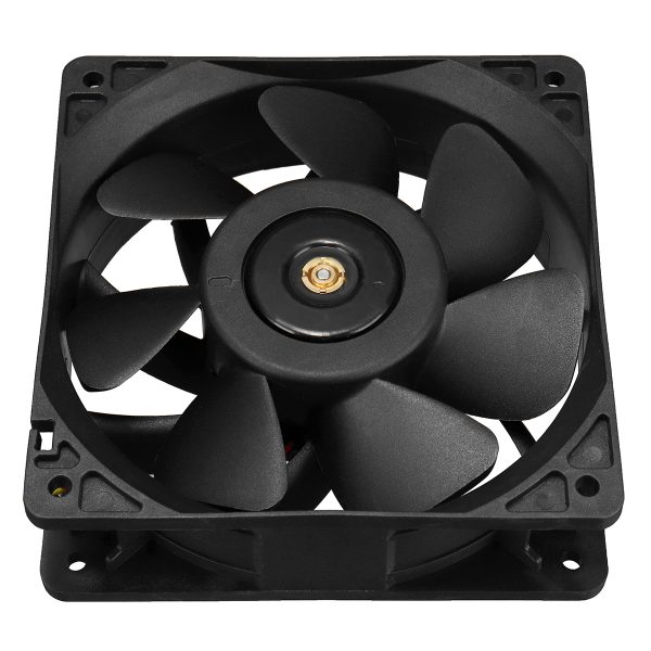 S SKYEE DC 12V 36W 120*120*38mm 6000RPM 4Pin Air Cooling Fan for Antminer Mining For CPU Cooler Liquid Cooler Computer