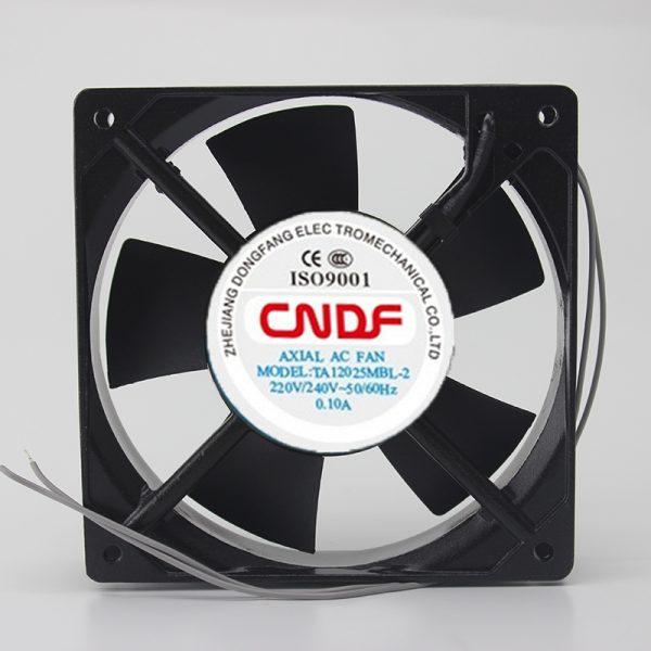 AC fan axial fan TA12025MBL-2 voltage AC220V / 240V