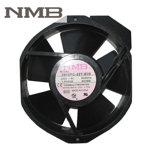 NMB 5915PC-22T-B30 17238 220V 40W Inverter Server Cooling Fan