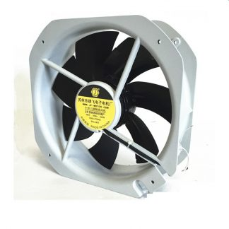 JF-28080HBL2 280*280*80mm Cooling Fan Industrial Axial Fan 220V 100W High Temperature Pure Copper Motor