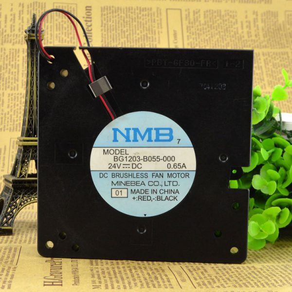 Free Delivery. 12032 24 v 0.65 A 12 cm turbine inverter fan blower BG1203 - B055-000