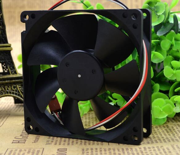NIDEC L34880-58 IWA 12V 0.27A 90*90*25 9CM three wire chassis power supply fan