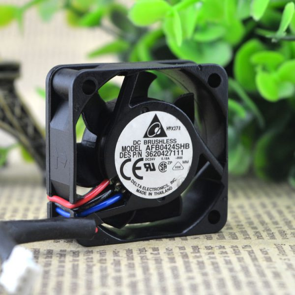 Free Delivery. Authentic AFB0424SHB 24 v 0.18 A 4 cm / 4015 cm ball inverter fan