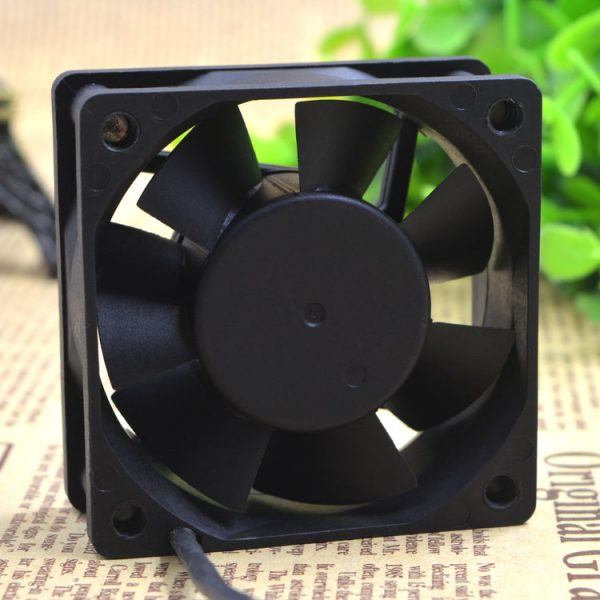 Free Delivery.12 v 0.23 A JF0625S1H - CR 6025 6 cm inverter quiet fan