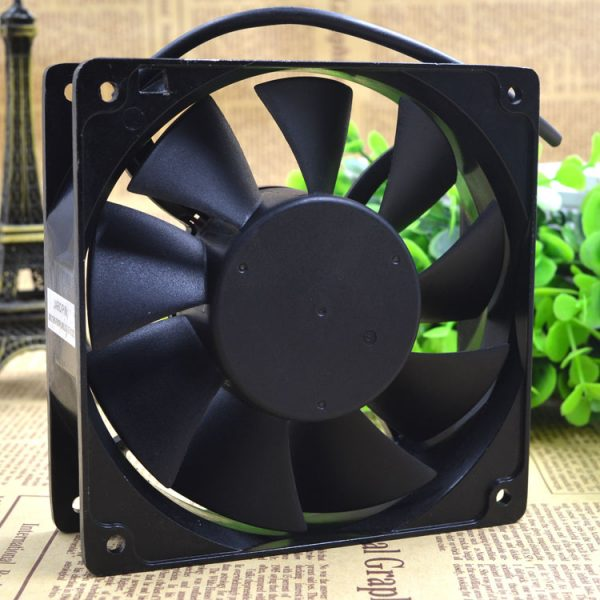 Original ADDA DC12V 1.95A AD1212HB-F93GP 12038 120 * 120 * 38mm 12CM cooling fan