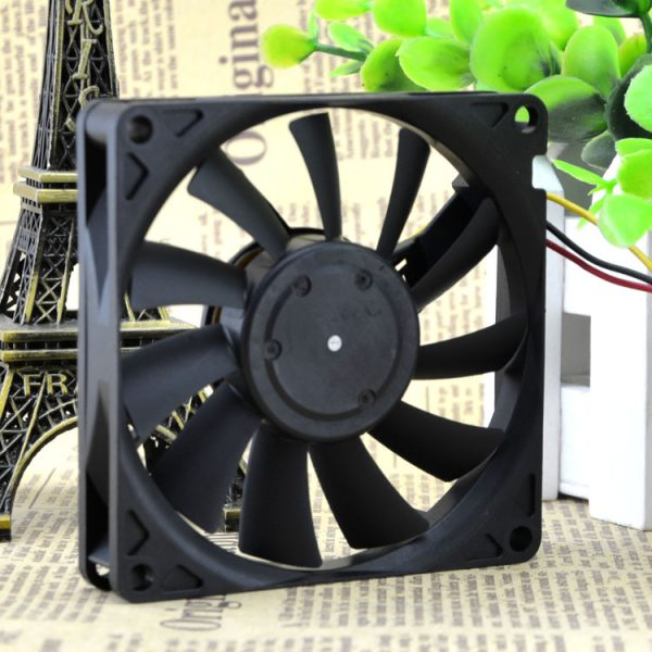 Free Delivery. 8015 D08R 03-12 tm A 12 v 0.12 A 3 line ultra-quiet CPU cooling fans