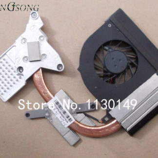Free Shipping Brand New CPU Cooling Fan for HP Compaq CQ61 g61 534684-001 with Heatsink-- CPU Cooler Fan 531220-001