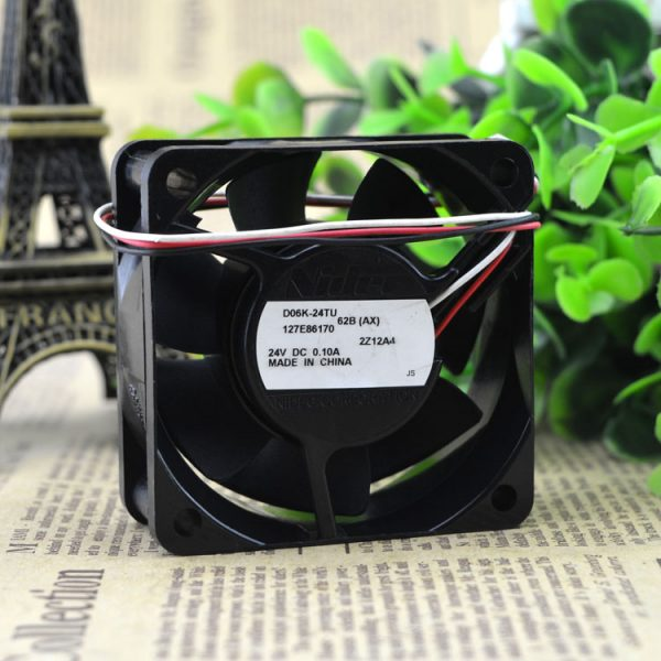 Free Delivery. 6025 6 cm 24 v 0.10 A hydraulic bearing fan inverter/server