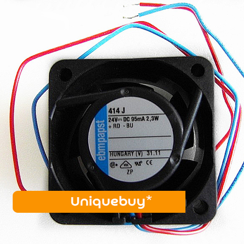 2.3W 4CM 414J for ebmpapst 24V SIEMENS inverter fan
