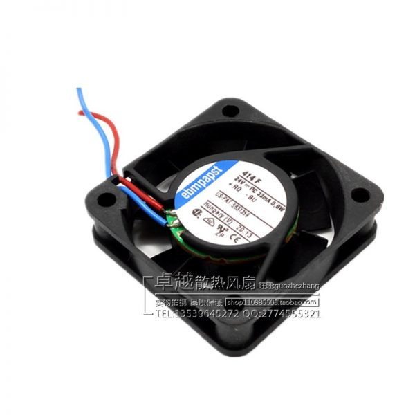 New original 414F 24V 0.8W 4CM 40 * 40 * 10MM inverter cooling fan