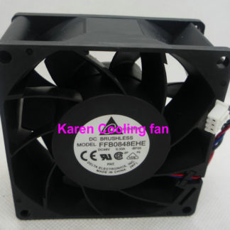 DELTA FFB0848SHE 0.24A 8cm 8038 48v 0.3a FFB0848EHE 3wire Cooling Fan
