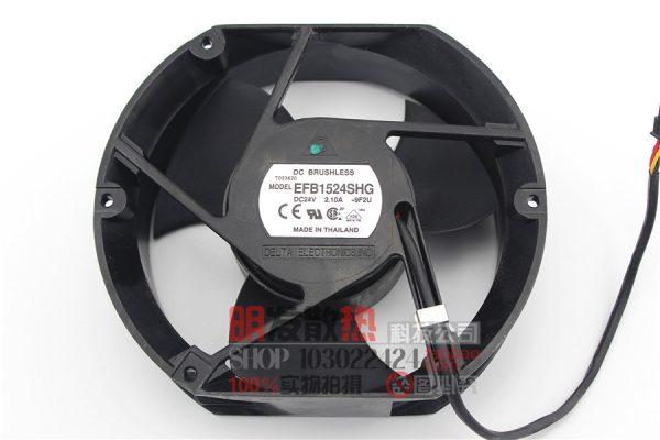 Free Delivery.Original authentic ABB EFB1524SHG inverter fan ACS510/550 fan