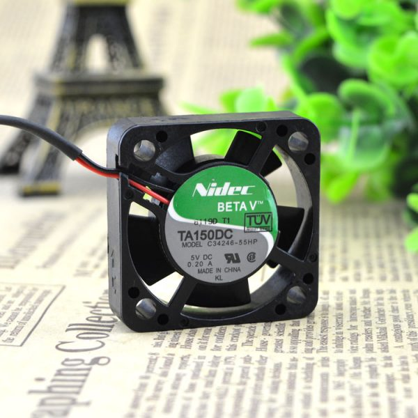 Free Delivery. 55 C34246-5 v 0.20 A 4 cm 4010 inverter industrial computer fan