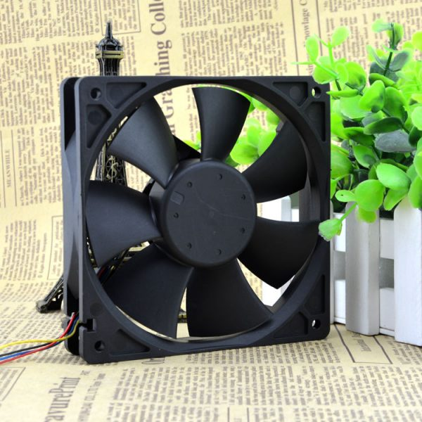 Free Delivery. AFB1212H 12 v 0.35 A 12 cm 12025 chassis power supply cooling fan