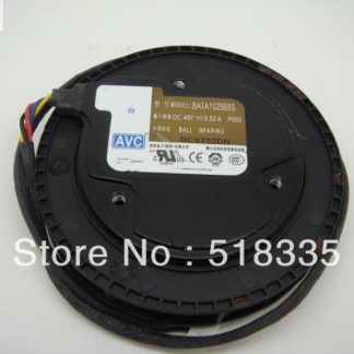 AVC BATA1025B8S centrifugal fan DC 48V 0. 52A 4 line server inverter industrial cooling fan