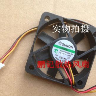 Original SUNON ME50101V1-0000-G99 12V 1.32W 5010 5CM 50 * 50 * 10mm ultra-quiet fan