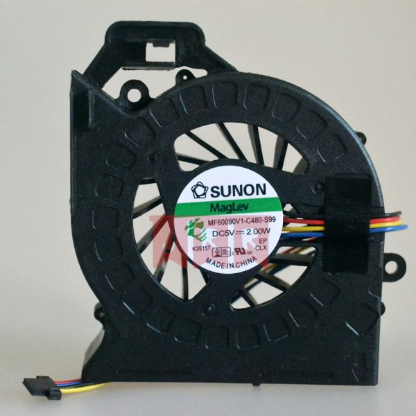 (10pcs/lot)Brand New Original Laptop CPU Cooler Fan For HP Pavilion DV6 DV6-6000 DV6-6050 DV6-6090 DV6-6100 DV7-6000 DV7-6000