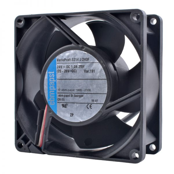 COOLING REVOLUTION 3214J/2H3F 9cm 92mm 9238 9038 24V 29W Double ball bearing air volume inverter server IPC cooling fan