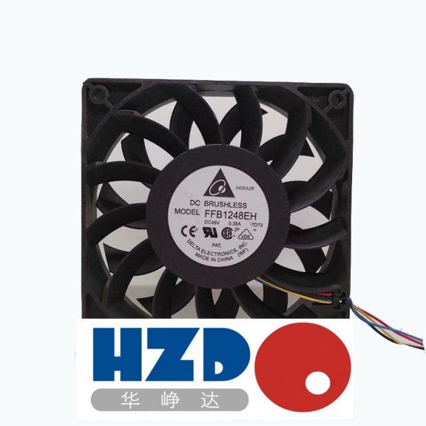 DELTA 12CM FFB1248VH 12025 48V 0.22A FFB1248EH 0.17A Cooling Fan