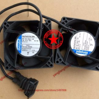 3218J/2NPU, 3218J /2NPU DC 48V 7.2W Server Square fan