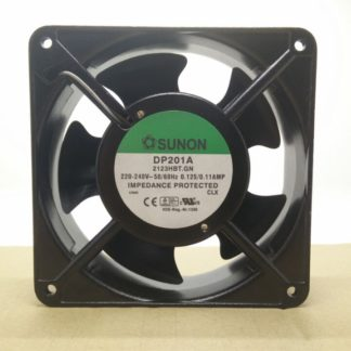 New Original SUNON PD201A 2123HBT.GN 120*120*38MM 220-240V double ball cabinet cooling fan