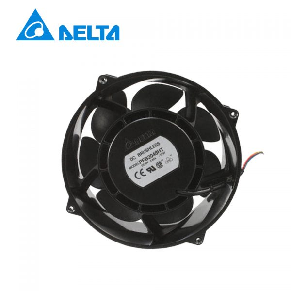 The new 9GV1248P4J031 12025 12cm 48V 0.5A fan for 120*120*25mm