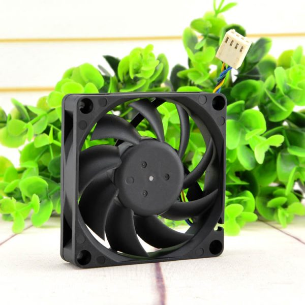 New original AFB0712HHB 12V 0.45A 7015 7CM 4-pin PWM temperature control cooling fan