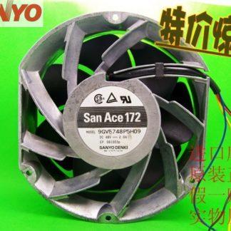Sanyo 17251 17CM 9GV5748P5H09 48V 2.0A power server cooling fan.