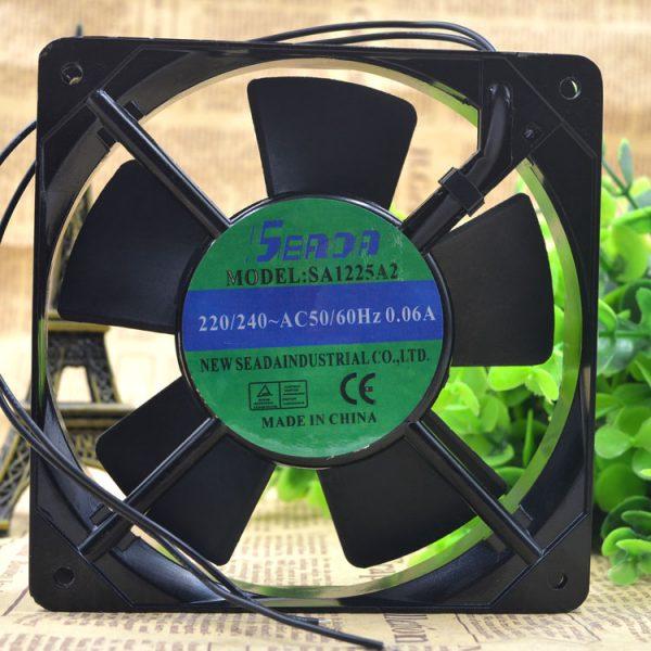 New original SEADA SA1225A2 220 / 240V 0.06A 12cm 12025 120 * 120 * 25MM AC fan