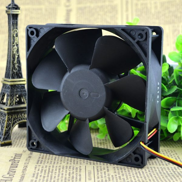 Free Delivery. Wfb1224he BROO 12038-12 cm 24 v 0.50 A 3 line inverter fan