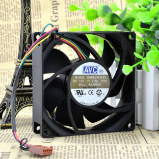 The original AVC DASA0925B2S 12V 2.0A 9CM 9025 4 line PWM temperature control fan