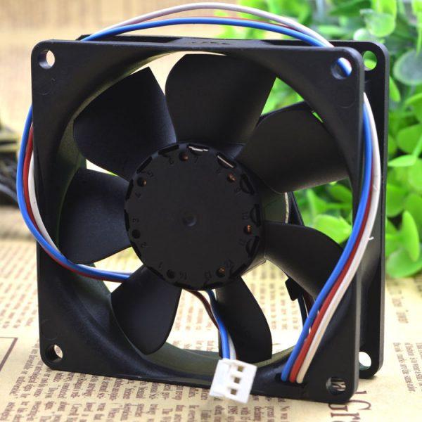 Free Delivery. 8025 TYP 8412 N / 2 g 8 cm 12 v 2 w mute inverter fan case fans 3 line