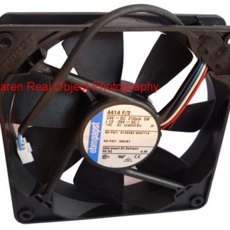 Original Ebmpapst typ4414f/2 120*120*25MM 24v 5w inverter cooling fan