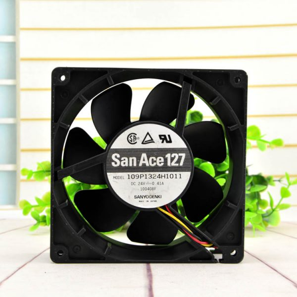 New original 130 * 130 * 38mm 24V fan inverter regulator fan 109P1324H1011
