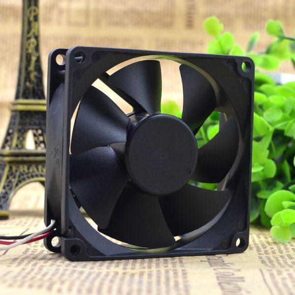 New original FD488025MB-N 48V 0.06A 8025 8CM Three-wire dual-ball cooling fan