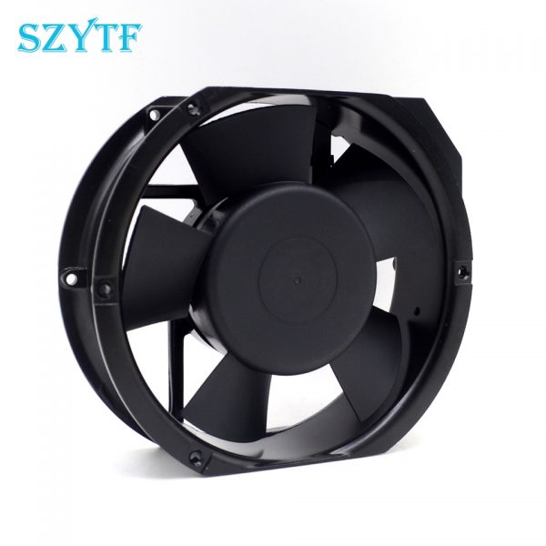 New Full Metal A2175-HBT 17251 220V capacitive temperature cooling fan 172*172*51mm