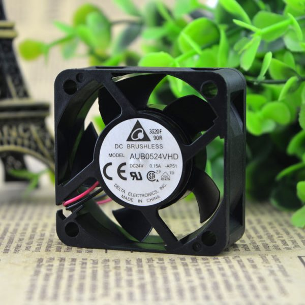 Free Delivery. AUB0524VHD 5020 24 v 0.15 A inverter fan