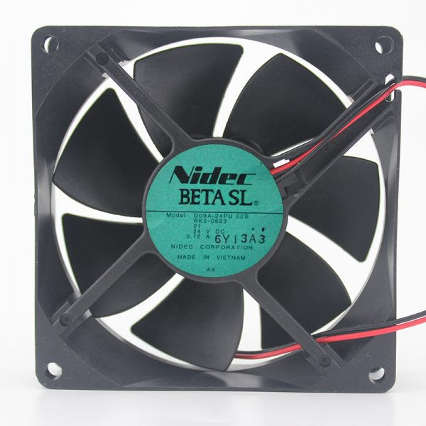 D09A-24PU 02B RK2-0523 24V 0.12A 9CM 9025 Inverter fan