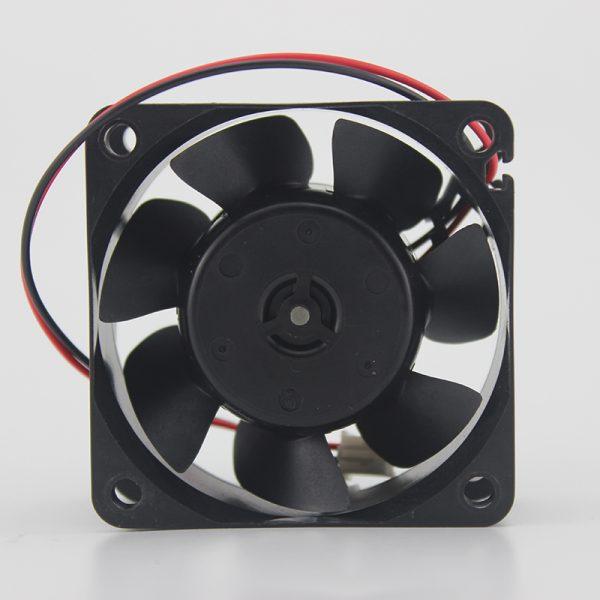 Original D06T-24TU 6CM 6025 24V 0.10A Inverter 2-wire cooling fan