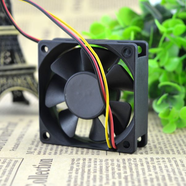 Free Delivery. KDE1206PKV2 12 v 1.1 W 6 cm 6020 3 line Ultra-quiet fan