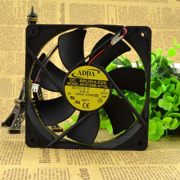 New original AFB0505MA 5010 5V 0.18A CPU Fan Power Supply Fan