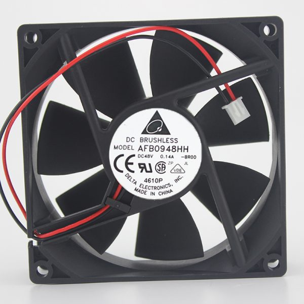 EFC1248DF-5W33 F00 for Delta 12032 48V 0.33A 12CM four-wire fan