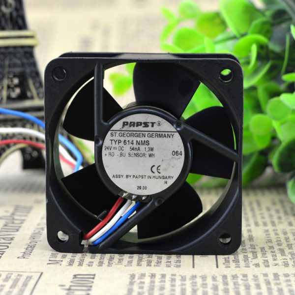 Free Delivery. TYP614 NMS 24 v1. 3 w 6 cm6025 three-wire inverter fan