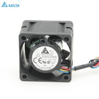 Delta PFB0412EHN 4CM 40MM DC 12V 0.72A industrial blower Server Inverter Cooling fans cooler