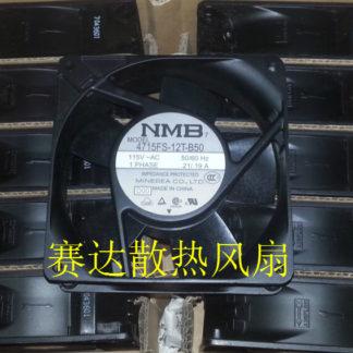 NMB 12CM 4715FS-12T-B50 12038 115V cooling fan