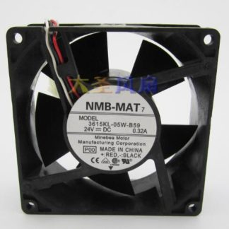 Wholesale: original NMB 9038 3615KL-05W-B59 DC24V 0.32A 3 line inverter fan