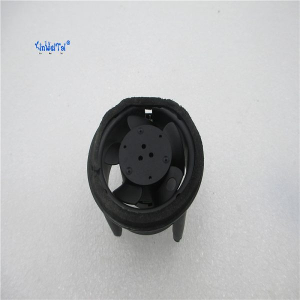 FAN FOR Original EBMPAPST 412/2R 12V 80MA 1W Device cooling fan
